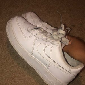 Nike air forces one
